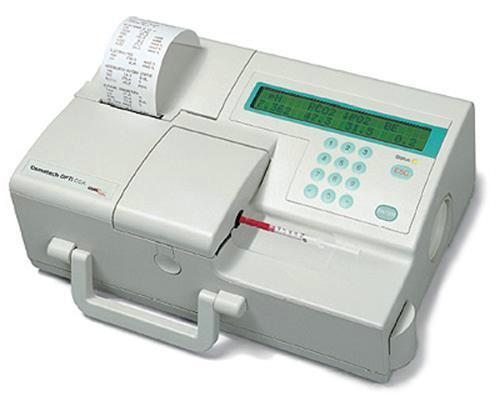 Анализатор газов крови новая как сделать больничный лист воронеж